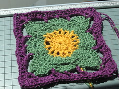 Willow Block, Larger than Life Bag, Interweave Crochet