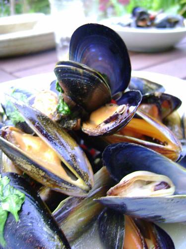 Mussels a la Mum