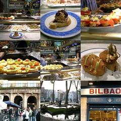 Pintxos in Bilbao