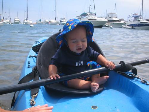 kayaking baby por jensiemer.