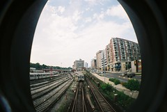 Davisville Station looking north