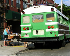 The Bus on Union Street