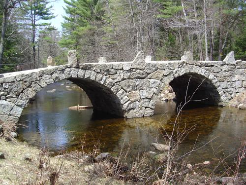 Beard Brook bridge