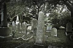St Philips Headstones