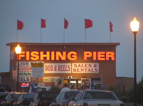 Inlet Fishing Pier