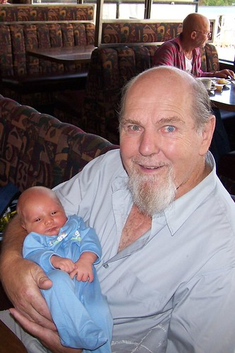 Great Grandpa and Josiah