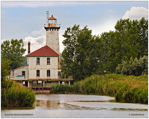 Saginaw River Lighthouse