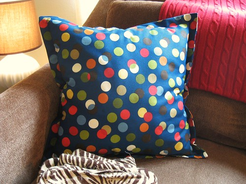 New cushion covers #1.