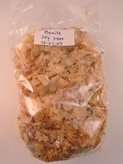 Bonito flakes