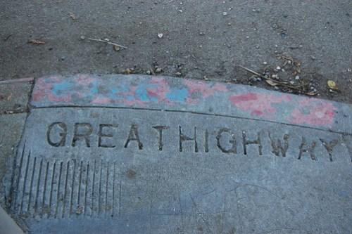 Gotta love the Great Highway