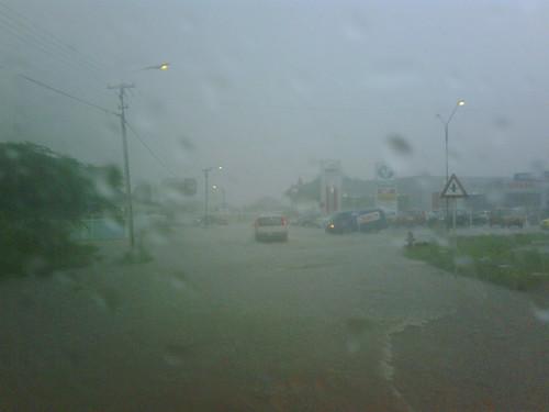 September Rain Aruba