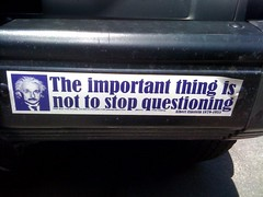 Albert Einstein The important thing is not to ...
