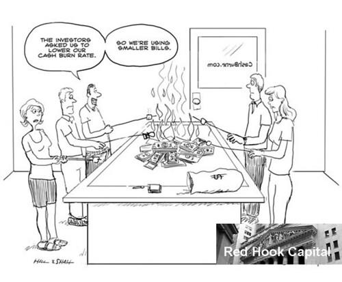 RHC Cartoon Burn Rate