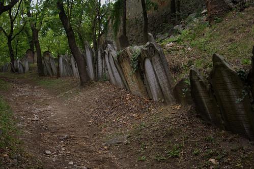 Mikulov - Jewish cemetery