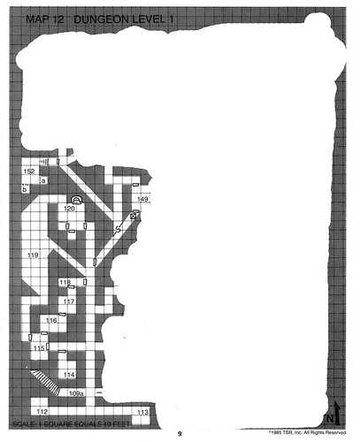 Temple Of Elemental Evil Map : temple, elemental, Temple, Elemental, (Part, Upper, Works, Might, Inquisition, Obsidian, Portal