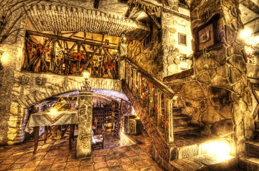 The Secret Ukrainian Underground Restaurant