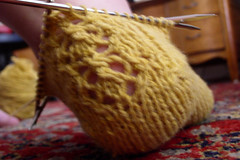 Geraldine 1 heel progress