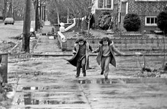 Rain Run