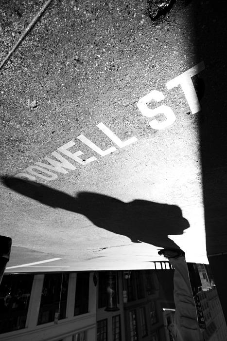 Shadows on Powell St