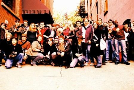 Gastown Photowalk Crew