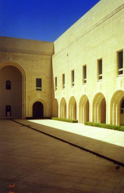 בית המשפט העליון. יש שופטים בירושלים. (צילום: The Gifted Photographer)