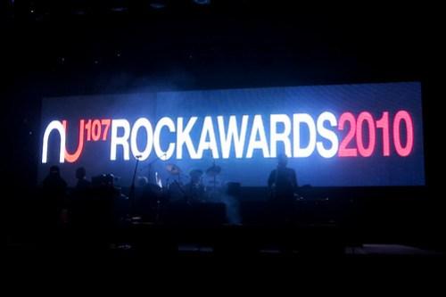 NU107 Rock Awards 2010