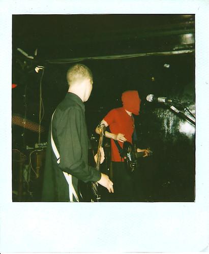 , Voodoo Lounge in Polaroids