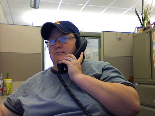 Conference Call (POTD - day 8)