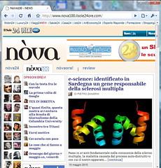 e-science: identificato in Sardegna un gene re...