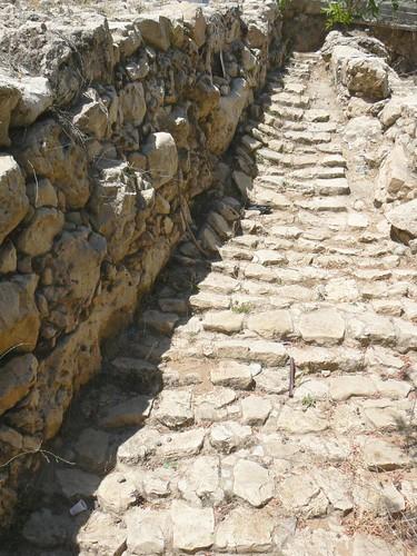 canaanite steps