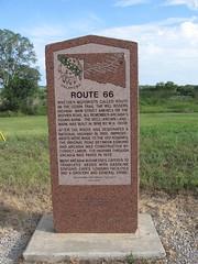 Exploring Oklahoma History Route 66