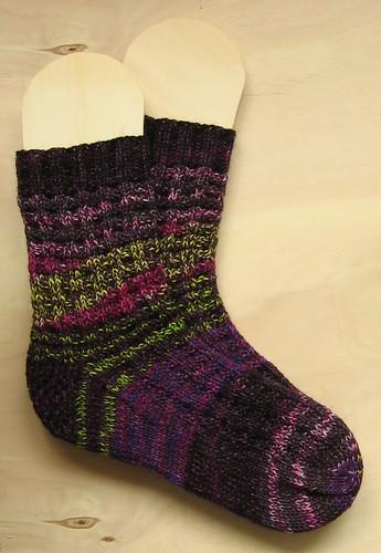 Socken 16/10 I