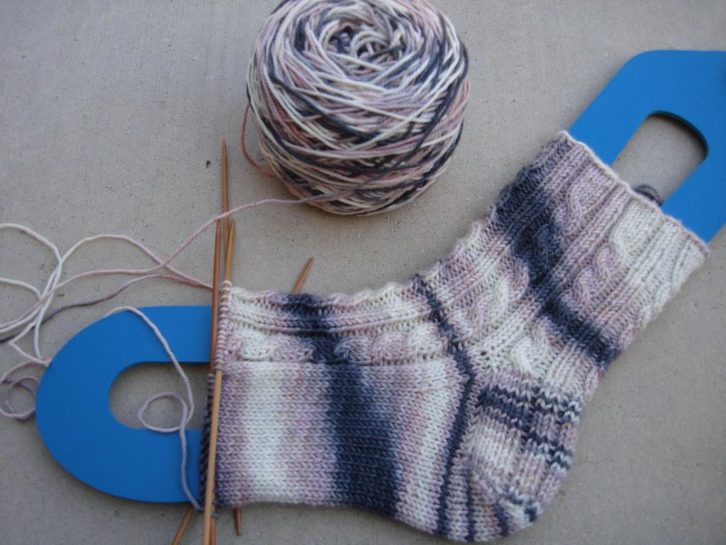 Socks that Twist
