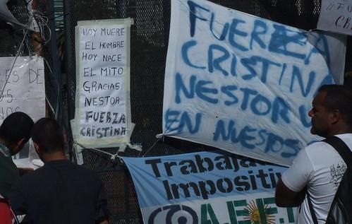 R.I.P. Néstor Kirchner
