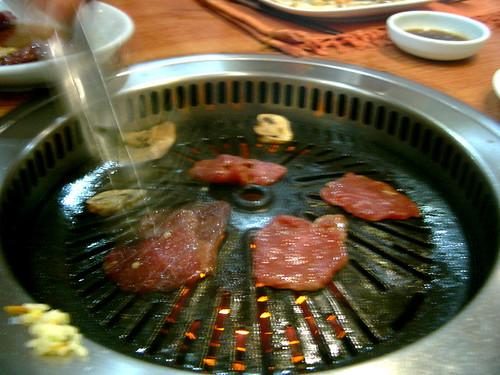 Hang Gang restaurante coreano