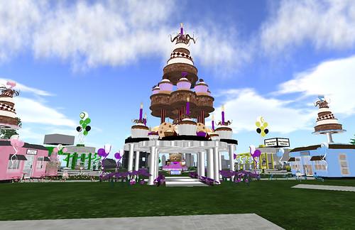 SL7B: Cakes!