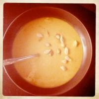 Thai Red Curry Squash Soup