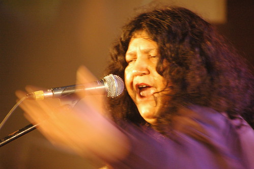 Abida Parveen, The enchantress with a resounding voice, Pakistan