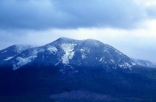 The Rattlesnake Mountains