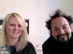 Sasa Radulovic and Johanna Hurme (co-owners of 5468796 Architecture Inc)