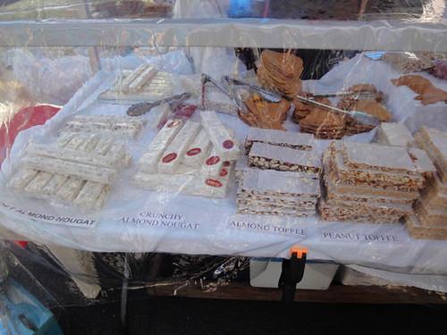 Norton Street Italian Festa: Nougat & Italian gingerbread
