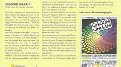 Circusvlo | juni 2007