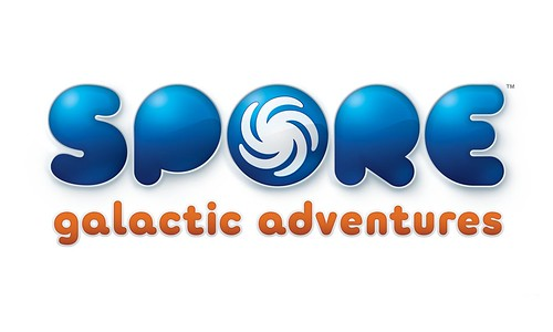 spore galactic adventures logo by you.