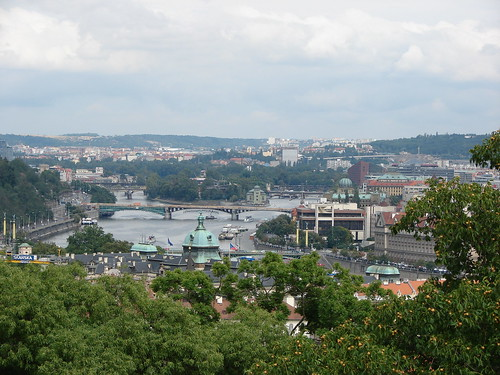 Praga, la ciudad