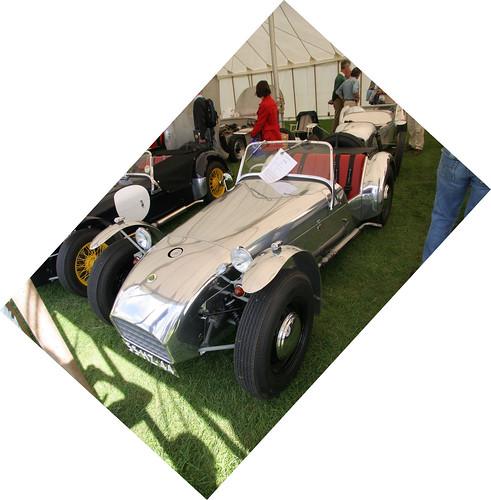 1958 Lotus 7 Series 1
