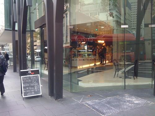 Presse Cafe, Sydney