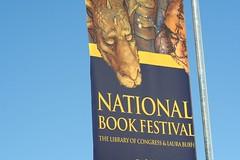 2008 National Book Festival banner