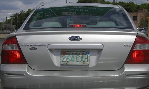 CAH plate