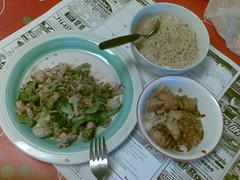 13092007(003) My dinner