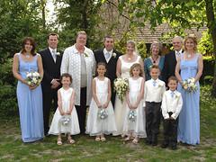 Bridal Party & Parents